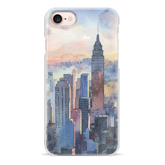 iPhone 7 Cases - New York
