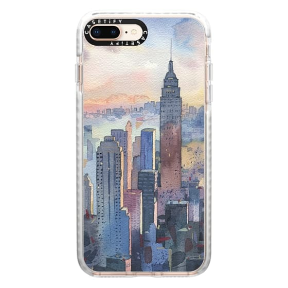 iPhone 8 Plus Cases - New York