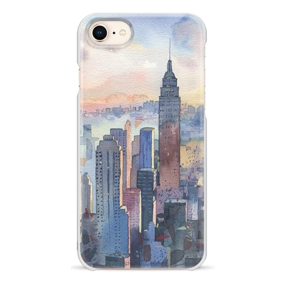 iPhone 8 Cases - New York