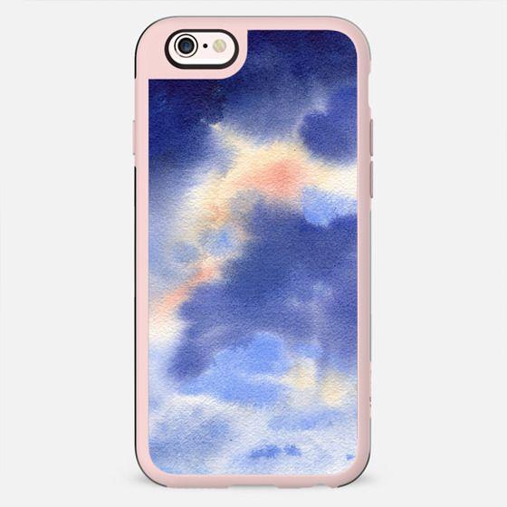 """Cloudy sky"" - New Standard Case"