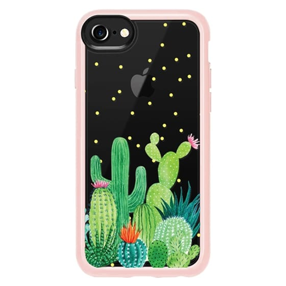 Cactus in the Night