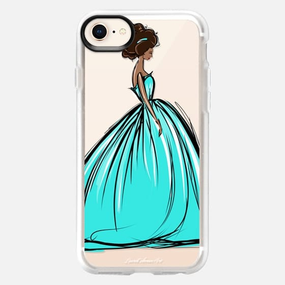 get pictures from iphone teal gown iphone 8 by coleman casetify 14186