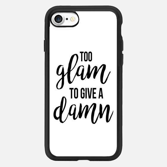 Too Glam White -