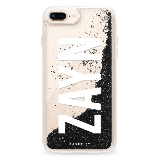 iPhone 8 Plus Cases - Custom Initial (ZAYN)