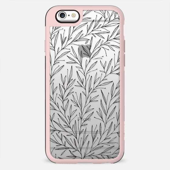 leaf - pattern - New Standard Case