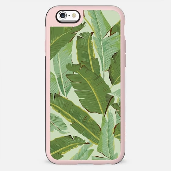 Tropical - Banana leaf - New Standard Case