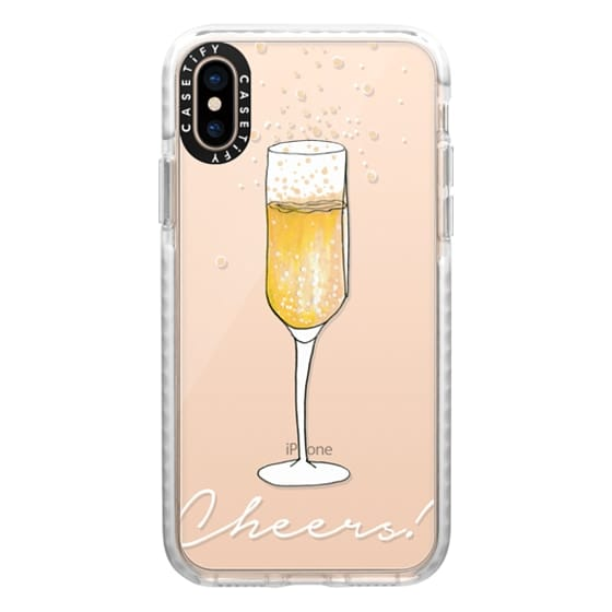 iPhone XS Cases - Cheers