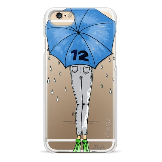 iPhone 6 Cases - 12th Woman // Seattle Seahawks Fashion