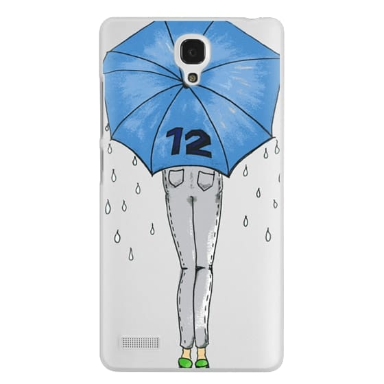 Redmi Note Cases - 12th Woman // Seattle Seahawks Fashion