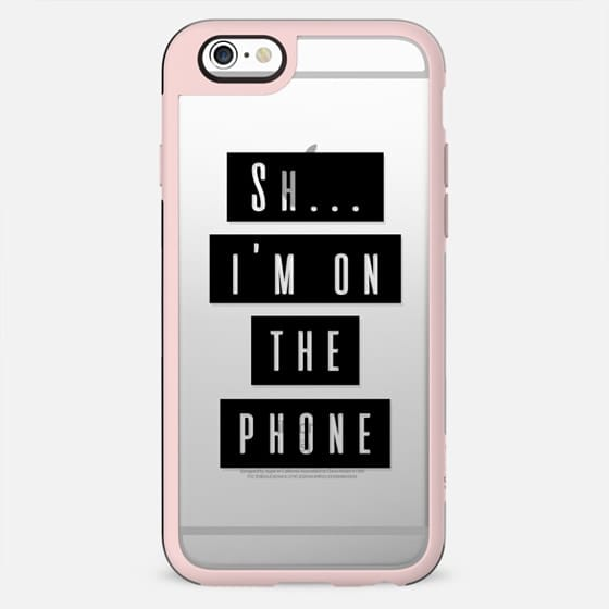 On the Phone - New Standard Case