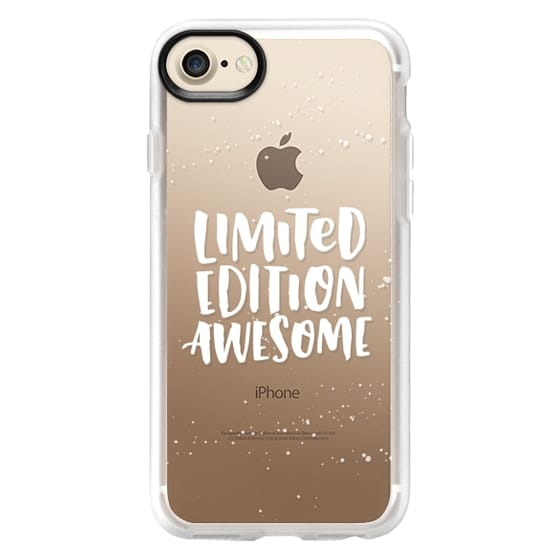super popular 7b5be 8cc8e Classic Grip iPhone X Case - Limited Edition Awesome - White