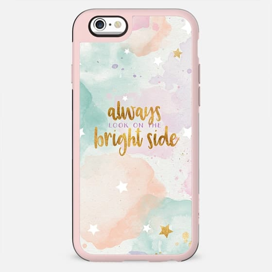 Always look on the bright side - New Standard Case