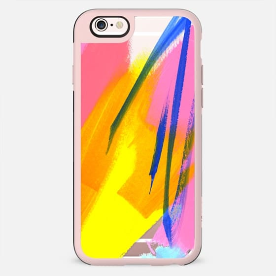 Transparent Abstract 5 - New Standard Case