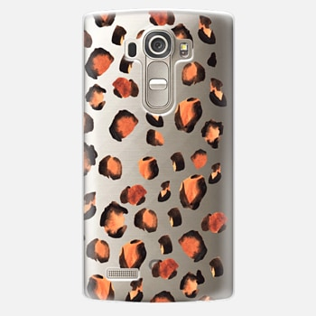 LG G4 Case Leopard is a Neutral