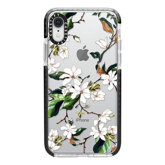 iPhone XR Cases - Magnolia Branch