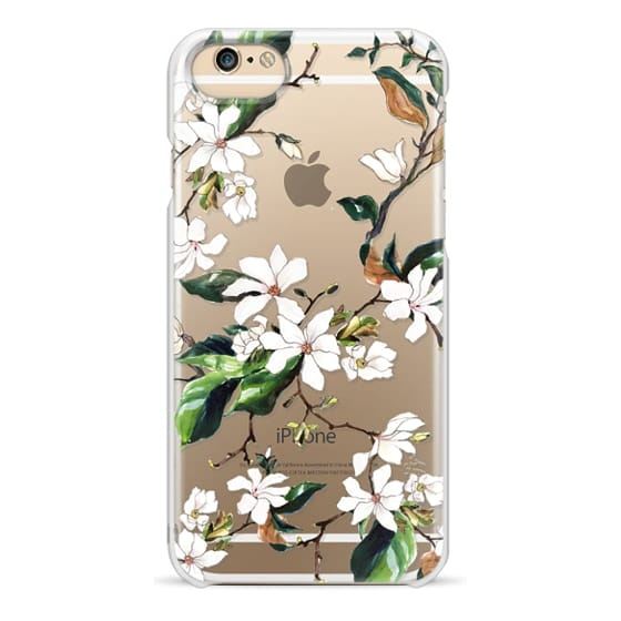 iPhone X Cases - Magnolia Branch