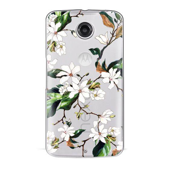 Nexus 6 Cases - Magnolia Branch