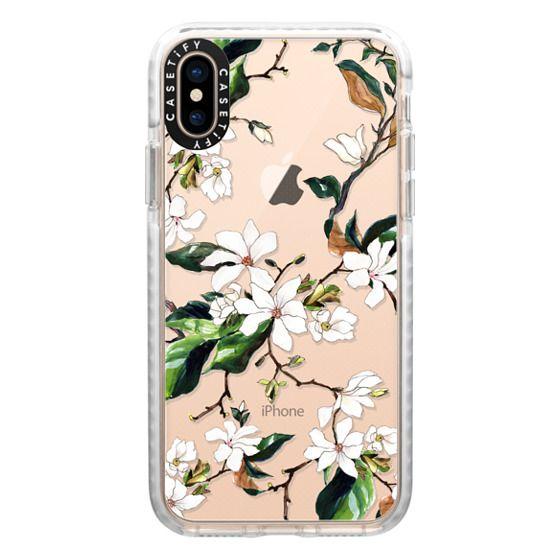 iPhone XS Cases - Magnolia Branch