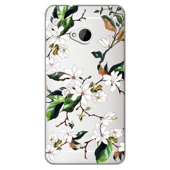 Htc One Cases - Magnolia Branch