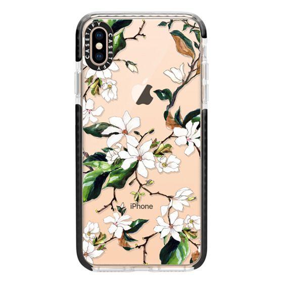 iPhone XS Max Cases - Magnolia Branch