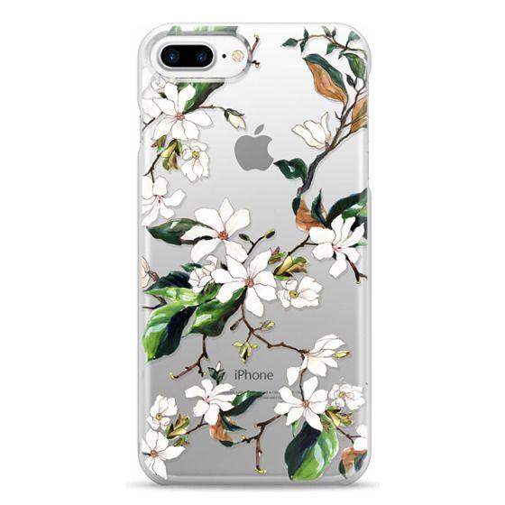 iPhone 7 Plus Cases - Magnolia Branch