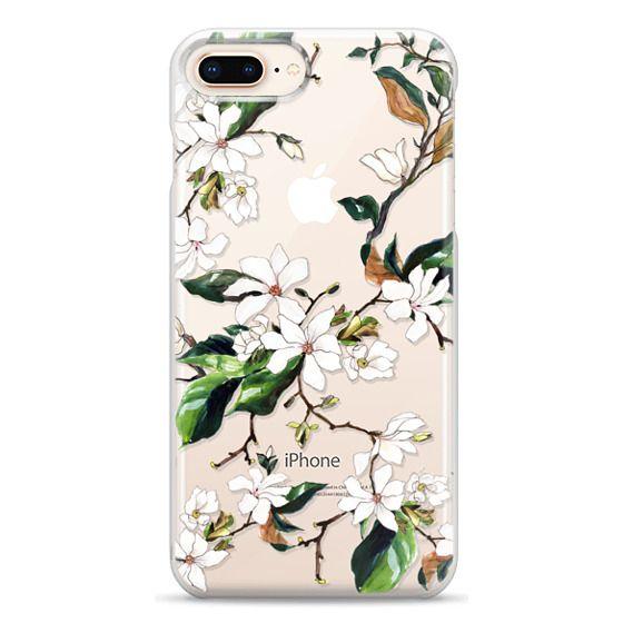 iPhone 8 Plus Cases - Magnolia Branch