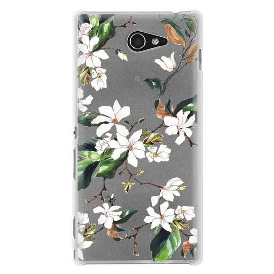 Sony M2 Cases - Magnolia Branch