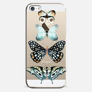 iPhone 5s Case Flutterby