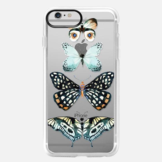 iPhone 6 Plus Case - Flutterby