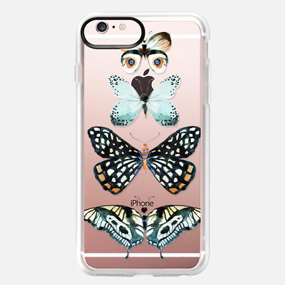 iPhone 6s Plus Case - Flutterby