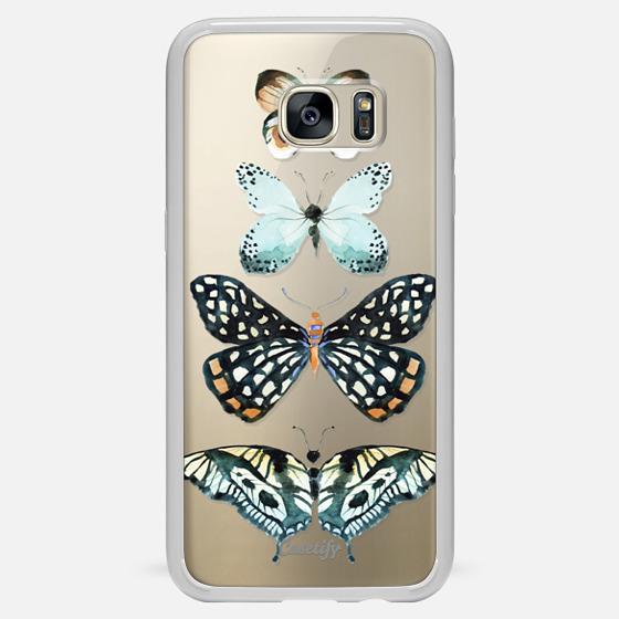 Galaxy S7 Edge Hülle - Flutterby