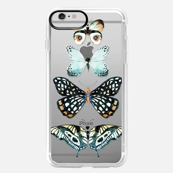 iPhone 6 Plus Case - Flutterby
