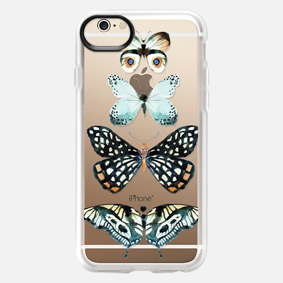 iPhone 6 Case - Flutterby