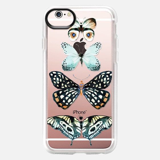 iPhone 6s Case - Flutterby