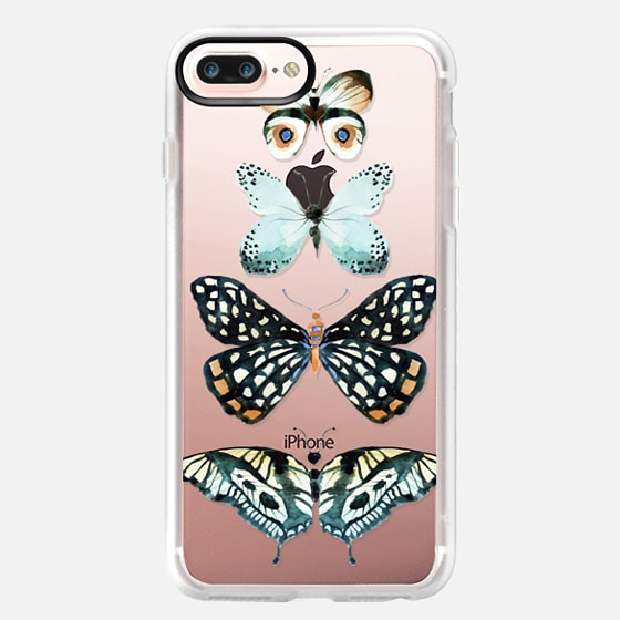 iPhone 7 Plus Case - Flutterby