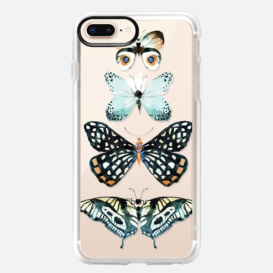 iPhone 8 Plus ケース - Flutterby