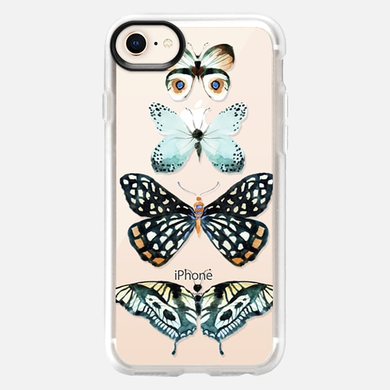 iPhone 8 Funda - Flutterby