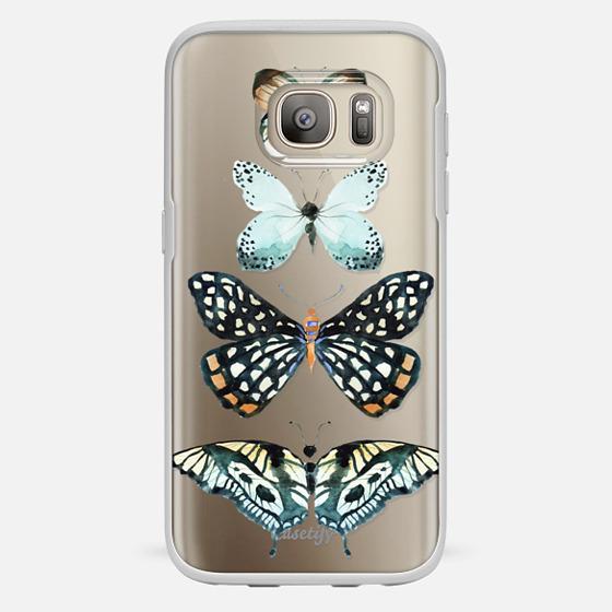 Galaxy S7 เคส - Flutterby