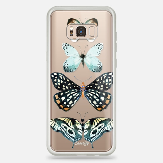 Galaxy S8+ Case - Flutterby