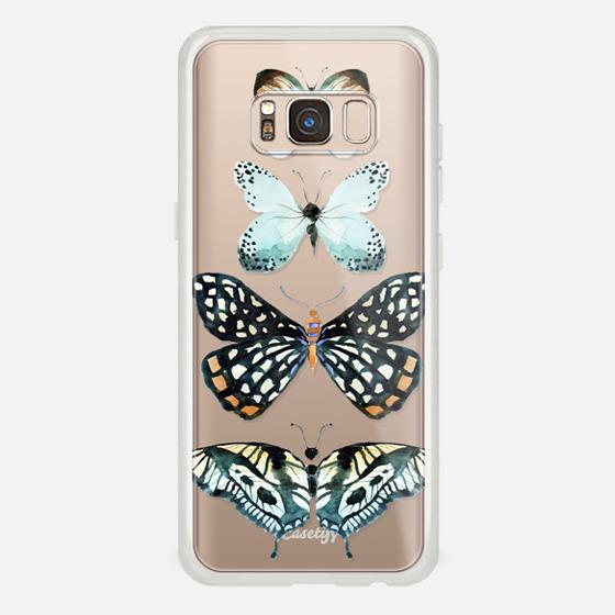 Galaxy S8 ケース - Flutterby