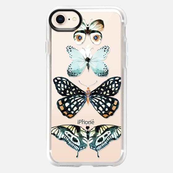 iPhone 8 Case - Flutterby