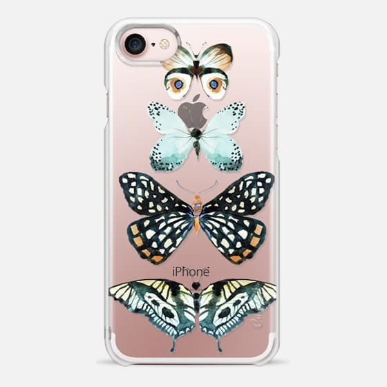 iPhone 7 Case - Flutterby