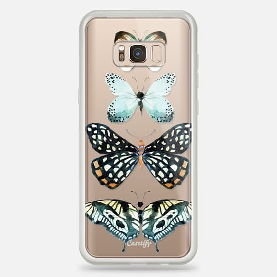 Galaxy S8 Plus Case - Flutterby