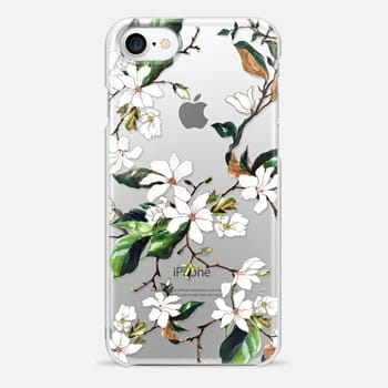iPhone 7 Case Magnolia Branch