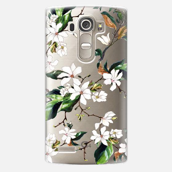 LG G4 Case - Magnolia Branch