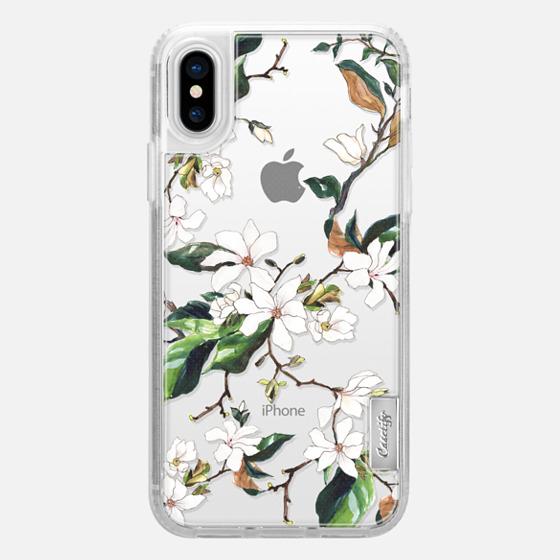 iPhone X 保护壳 - Magnolia Branch