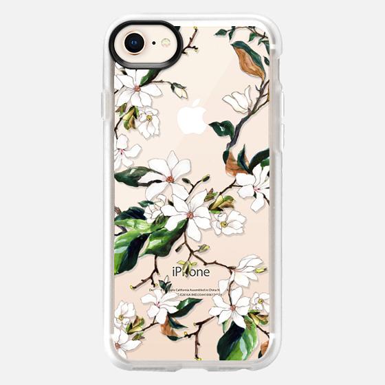 iPhone 8 เคส - Magnolia Branch