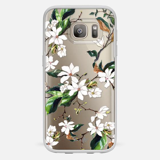 Galaxy S7 保護殼 - Magnolia Branch