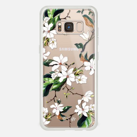 Galaxy S8 保護殼 - Magnolia Branch
