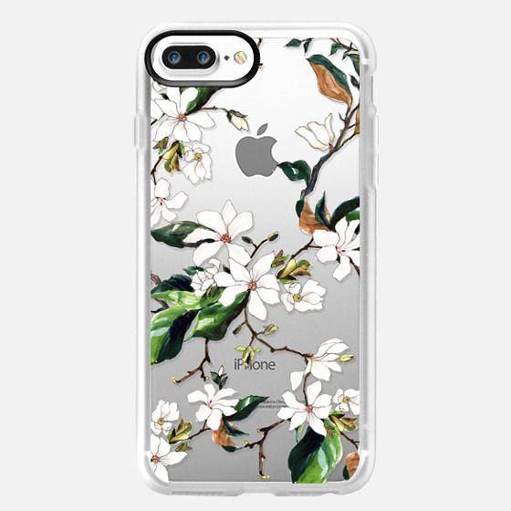 iPhone 7 Plus Hülle - Magnolia Branch